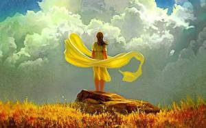 The Girl In Yellow